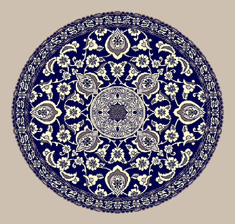 ZENTRIERMUSTER MODELL 3090 - Naturel