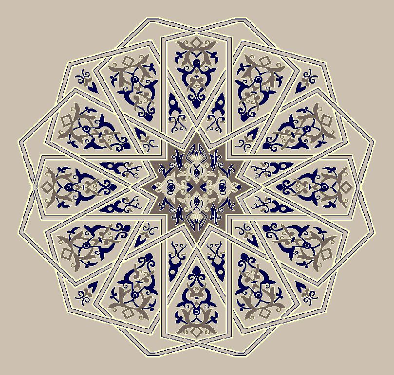 ZENTRIERMUSTER MODELL 3130 - Naturel
