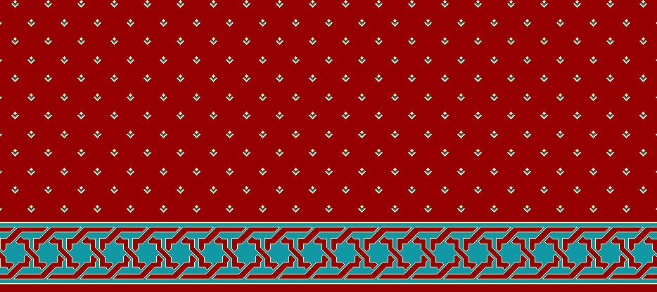 SAFLINIEN MODELL 1010 - Rot
