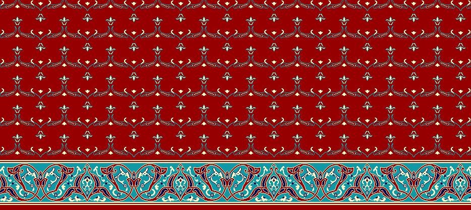 SAFLINIEN MODELL 1020 - Rot