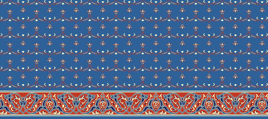SAFLINIEN MODELL 1020 - Blau