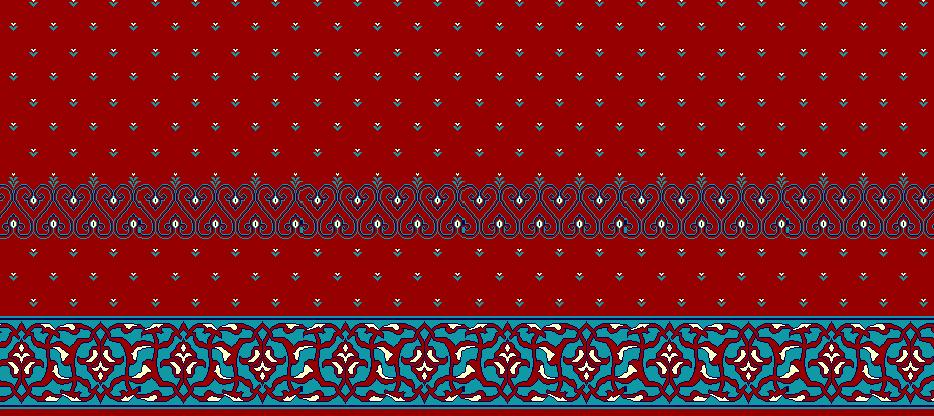 SAFLINIEN MODELL 1050 - Rot