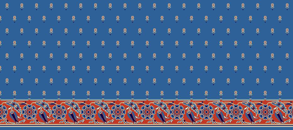 SAFLINIEN MODELL 1120 - Blau