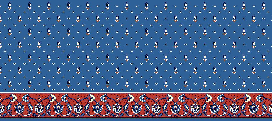 SAFLINIEN MODELL 1130 - Blau