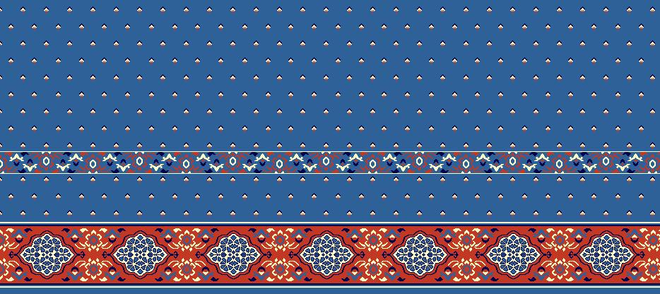 SAFLINIEN MODELL 1140 - Blau