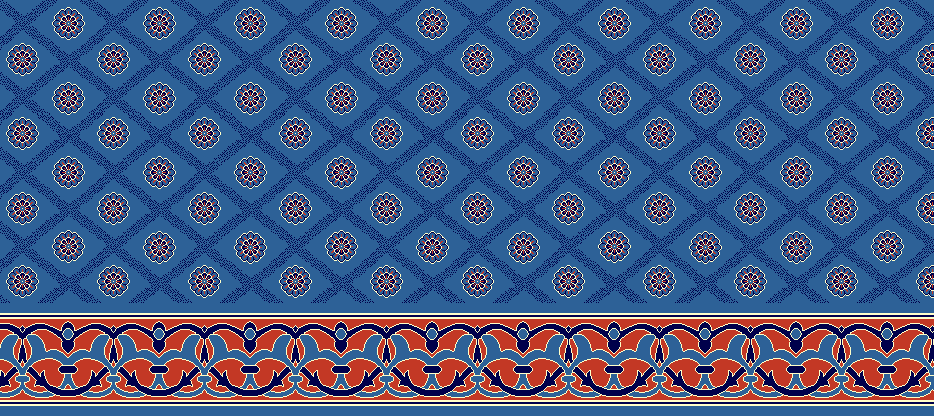 SAFLINIEN MODELL 1160 - Blau