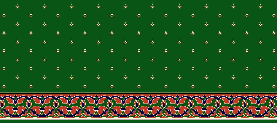 SAFLINIEN MODELL 1165 - Grün