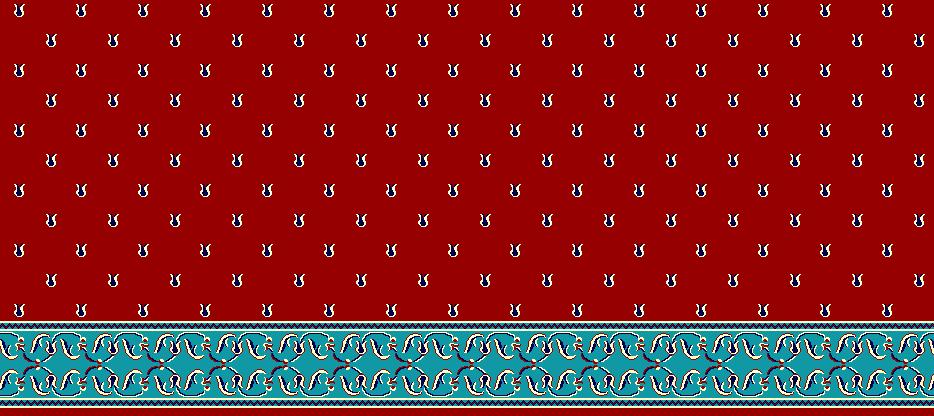 SAFLINIEN MODELL 1170 - Rot