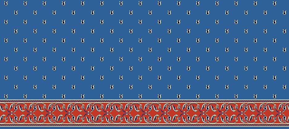 SAFLINIEN MODELL 1170 - Blau