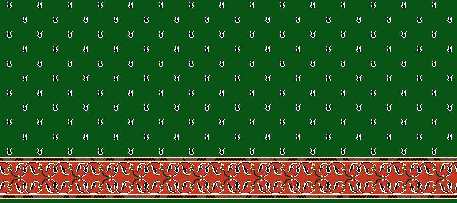SAFLINIEN MODELL 1170 - Grün