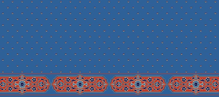 SAFLINIEN MODELL 1180 - Blau