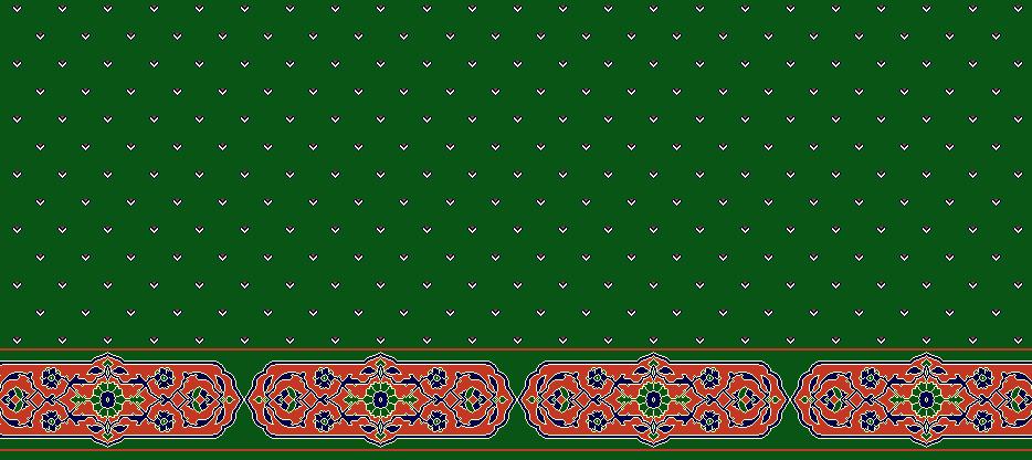 SAFLINIEN MODELL 1180 - Grün