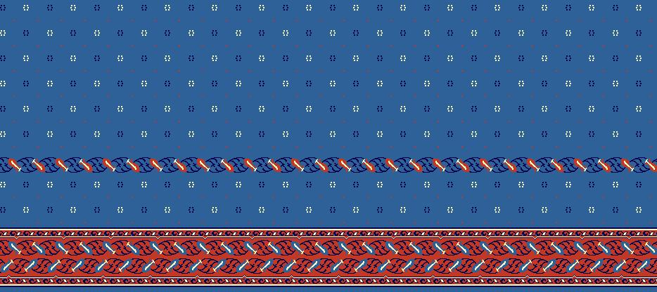 SAFLINIEN MODELL 1190 - Blau