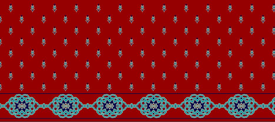SAFLINIEN MODELL 1240 - Rot