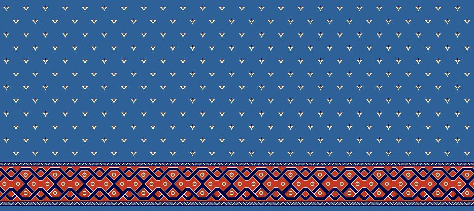 SAFLINIEN MODELL 1250 - Blau