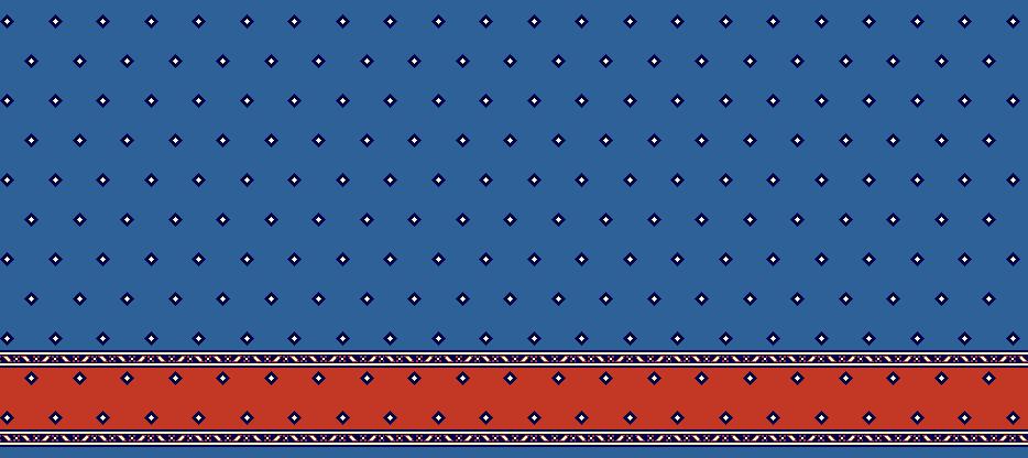 SAFLINIEN MODELL 1300 - Blau