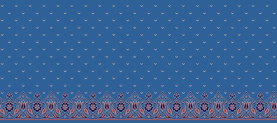 SAFLINIEN MODELL 1310 - Blau