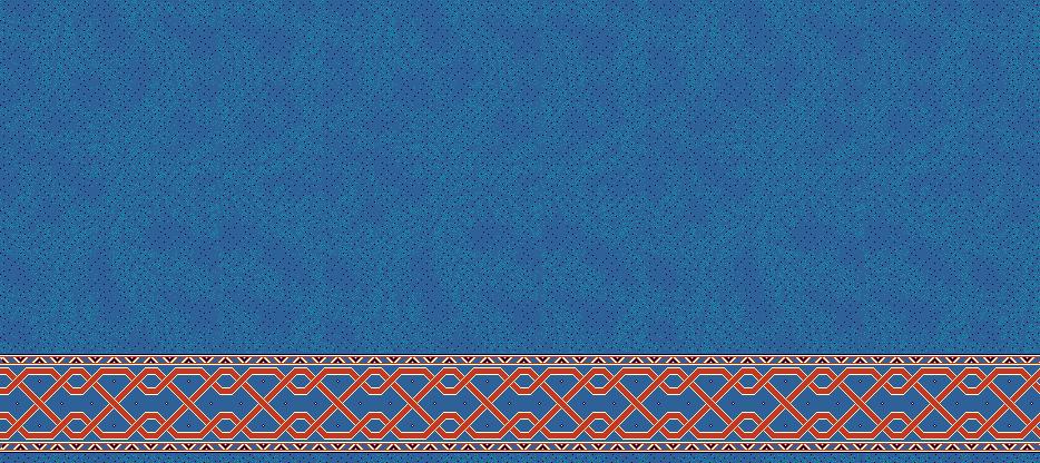 SAFLINIEN MODELL 1345 - Blau