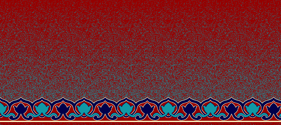 SAFLINIEN MODELL 1350 - Rot