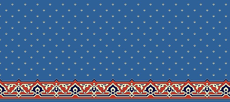 SAFLINIEN MODELL 1400 - Blau