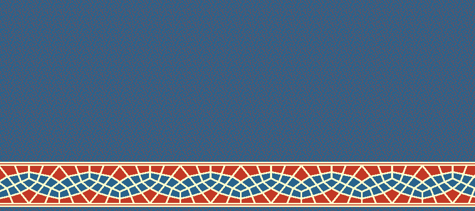 SAFLINIEN MODELL 1410 - Blau