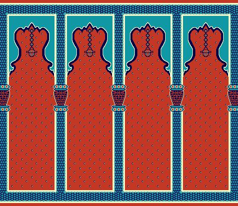 SECCADE MODELL 2040 - Ziegelrot