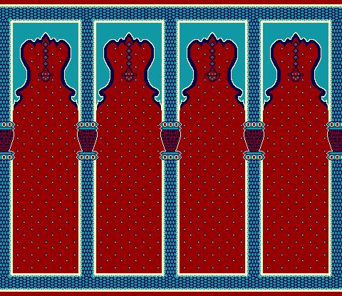 SECCADE MODELL 2040 - Rot