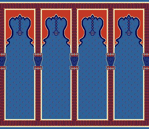 SECCADE MODELL 2040 - Blau