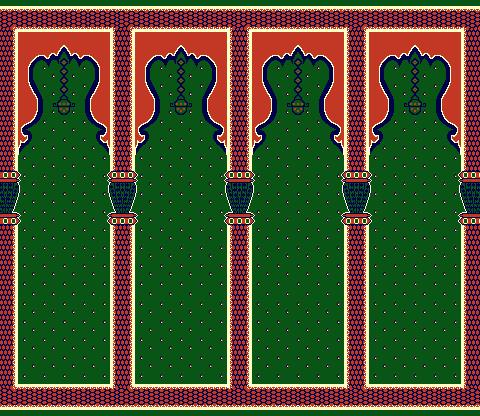 SECCADE MODELL 2040 - Grün